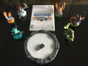 Kit Wii Skylanders Spyro Adventures - 20$