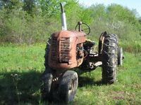 Antique Cockshutt 30 Tractor