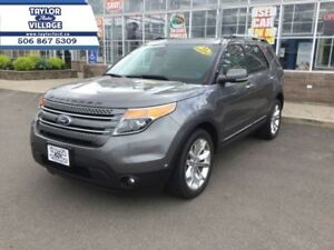 2013 Ford Explorer Limited  - Leather Seats -  Bluetooth - $204.