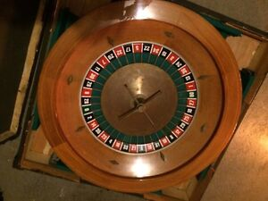 Roulette wheels and tables and other casino tables Stratford Kitchener Area image 1