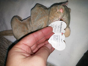 TY Plush Scat Cat Beanie Baby Toy with tags London Ontario image 3