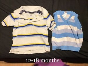 12-18 Months Baby Boy Clothes Lot  London Ontario image 2