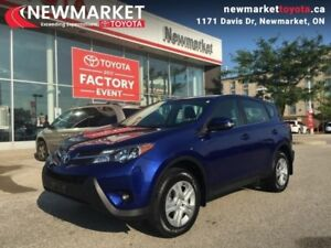2015 Toyota RAV4 AWD LE  - one owner - trade-in - Certified - $7