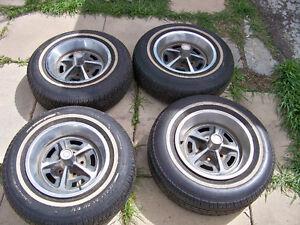 """Dodge Plymouth Road Wheels magnum 500 14"""" Regina Regina Area image 1"""
