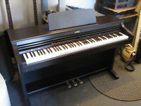 Beautiful Kawai Concert Artist CA550 Digital Piano