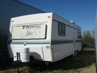 for quick sale; down sizing to smaller camper