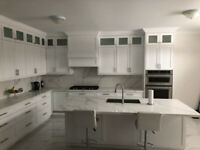 Quality renovation for kitchen & bathroom