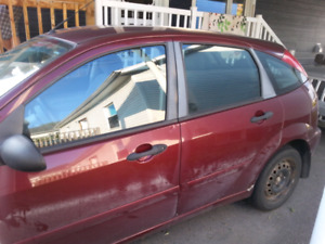 Voiture ford focus 2007