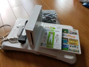 Nintendo wii + Wii Fit Plus wii balance