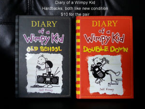 Children's Books - Geronimo, Wimpy Kid, Scholastic, Ever After H