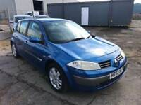 Renault Megane Dynamique 1.6, 5 Door Hatchback, Alloys, Air Con, 12 Month Mot, 3 Month warranty
