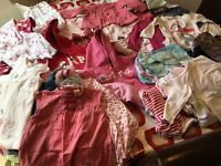 Girls clothes bundle 3-6, 6-12, 12-18, GAP, Next, M&S, Baby Zara, Disney etc