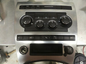 2007 jeep grand cherokee srt8 heater control panel