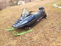 Looking to trade sled for 5 speed car