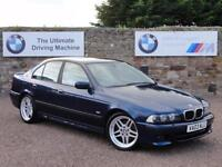 BMW E39 530i Individual Aegean Edition (1 of 150) M Sport, Automatic, 2003