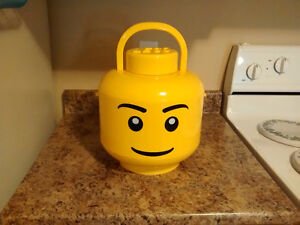 Lego Large Sort and Store - Boy - Yellow