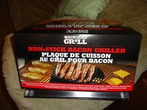 BACKYARD GRILL NON STICK GRILLER FOR THE BBQ NEW