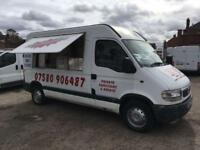 Vauxhall Movano 2.2DTi MWB High Roof 3.5t (2002)