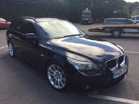 2005 BMW 530 3.0TD auto Sport Touring diesel estate