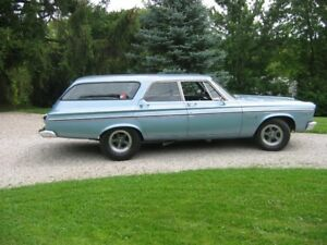 1965 Plymouth Belvedere II Station Wagon