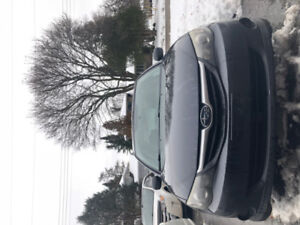 """2010 Subaru Impreza- 2.5L I - Being sold """"AS IS """""""