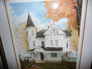 "Walter Campbell ""Autumn Smoke"" Signed, Numbered 30/350 Vinta Stratford Kitchener Area image 2"