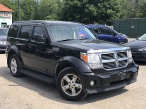 2007 Dodge Nitro 4WD Sunroof Power Group A/C