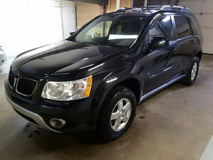 2006 Pontiac Torrent AWD ONLY 115490KM ONE OWNER NO ACCIDENTS