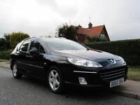 2010 Peugeot 407 2.0 HDi 140 SR SMARTNAV 5DR TURBO DIESEL ESTATE * SAT NAV * ...