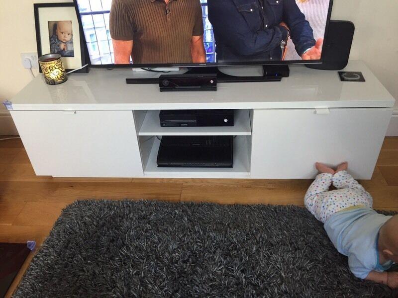 Ikea Byas Tv Unit In Hucknall Nottinghamshire Gumtree