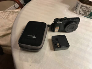 Nikon P340 Premium Compact Pocketable Camera