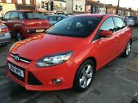 2011 Ford Focus 1.6 125 Zetec 5dr HATCHBACK Petrol Manual