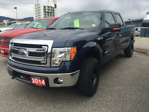 2014 Ford F-150 XLT EcoBoost Crew Cab