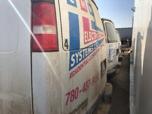 2013 GMC Savanna Van for Sale