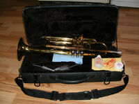 Simba TR-306 Trumpet and Hard Shell ABS Case