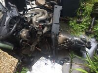 Complete BMW e36 318 engine