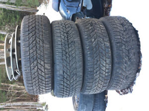 22560R16 winter tires