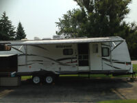 2013 Wildwood Travel Trailer 30KQBSS Outdoor Kitchen & 3 Bunks
