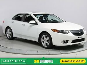 2012 Acura TSX AUTO A/C GR ELECT TOIT MAGS BLUETOOTH
