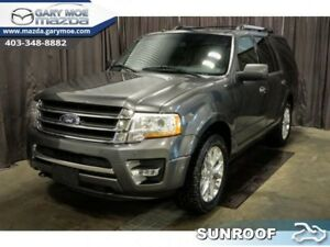 2017 Ford Expedition Limited  - Sunroof -  Navigation - $269.25