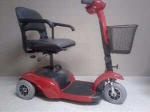 REDUCED! 3 wheel Mobility Scooter