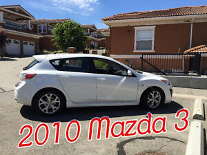 2010 Mazda 3 GS Hatchback - $9950