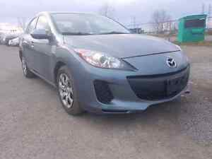 2013 Mazda 3 Safety and e-test