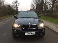 2009 BMW X5 3.0 D M SPORT X DRIVE