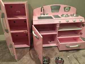 Looking for pink kitchen set Cambridge Kitchener Area image 3