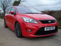 2009 09 Ford Focus 2.5 ST-2 225 , 5 Door , Sat Nav , Rs Alloys , Stunning Car