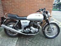 1978 NORTON COMMANDO 850 CLASSIC - ELECTRIC START - MATCHING NUMBERS