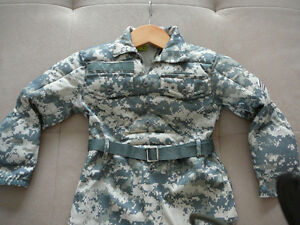 Costume soldat  (taille 4) West Island Greater Montréal image 2