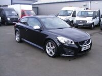 Volvo C30 R-DESIGN (black) 2012