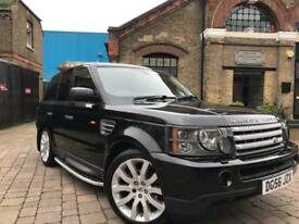 Land Rover Range Rover Sport 2.7TD V6 auto HSE***1 OWNER FROM NEW**